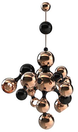 Delightfull Atomic takpendel - Koppar