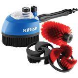 Nilfisk Multi Brush 3-i-1 Kit Borsthuvud