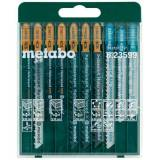 Metabo 623599000 Sticksågsbladsats 10 delar