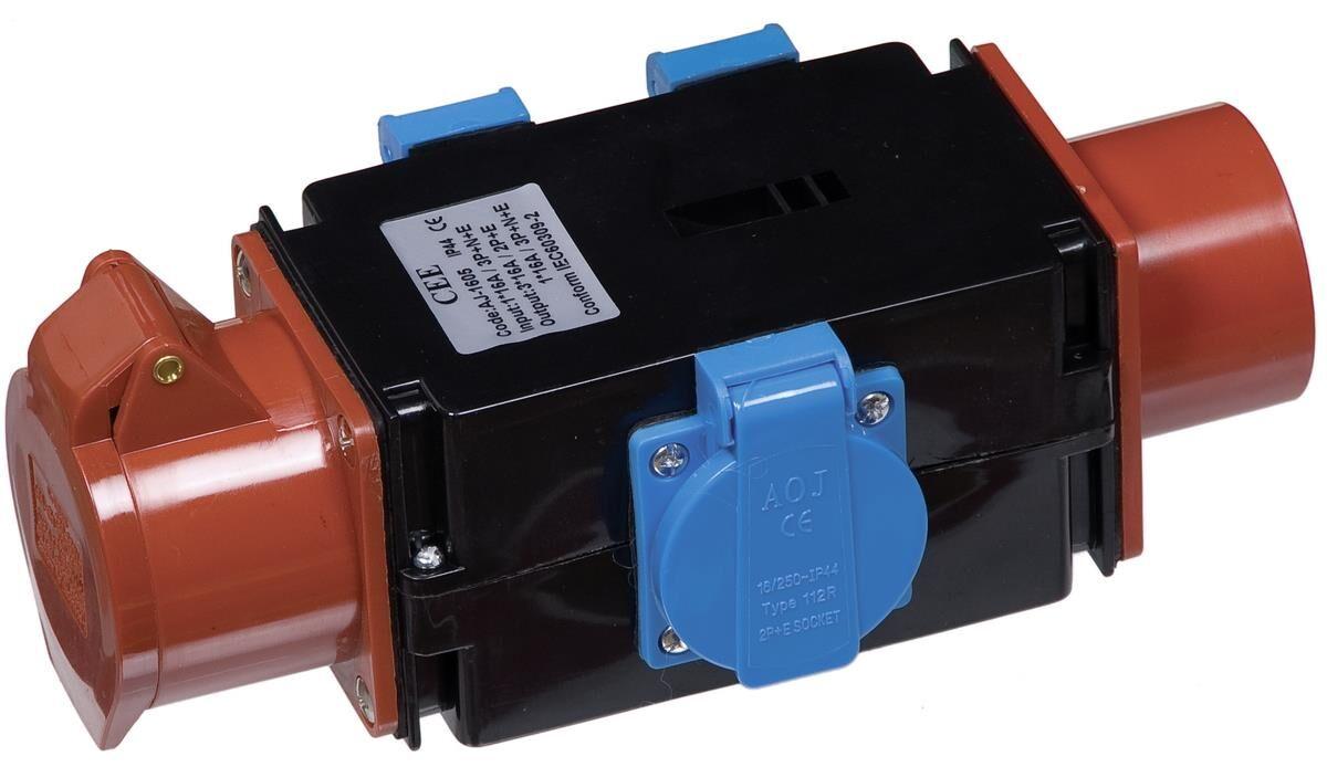 Sagab 516-12 IEC-Adapter