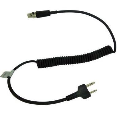 3M Peltor FL6U-31 FLEX-kabel till ICOM F3 och F4