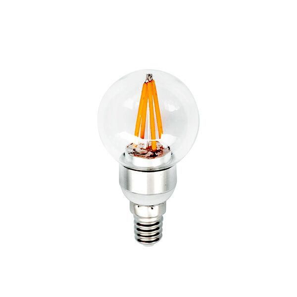 Sunwind LED litet klot 4W 400lm 2700K 12V E14