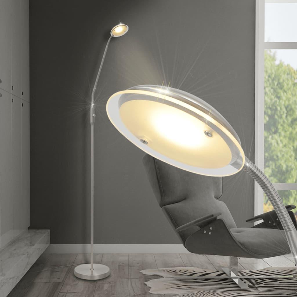 vidaXL Dimbar LED Golvlampa 5 W
