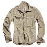 Surplus 1/1 Raw Vintage Skjorta Beige M