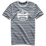 Alpinestars Prima T-Shirt Svart Grå Vit S