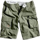 Surplus Trooper Shorts Grön XL