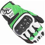 Berik NexG Motorcykel handskar Svart Vit Grön 3XL