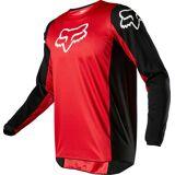 FOX 180 Prix Ungdom motocross tröja Svart Röd M