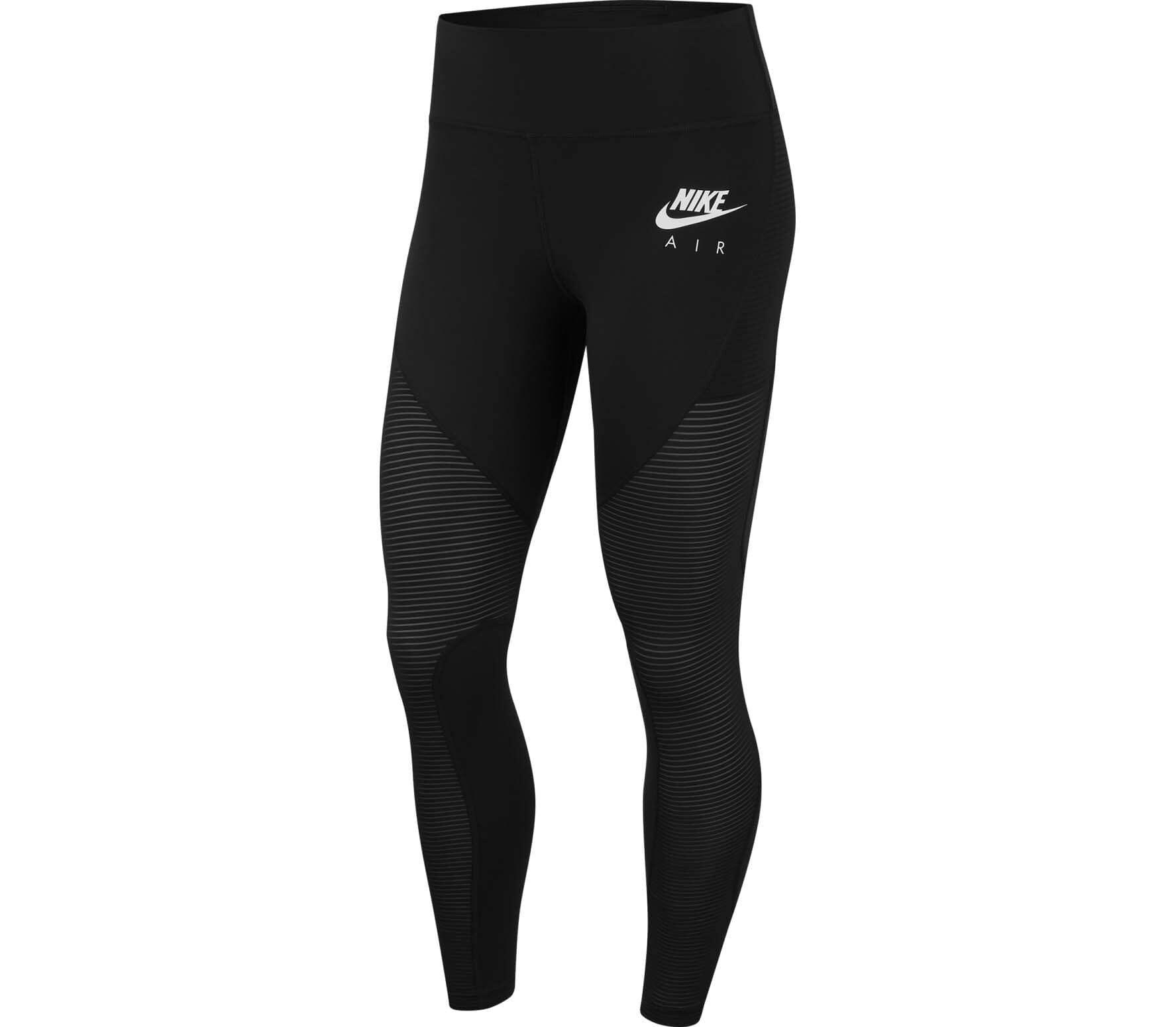 Nike - Air 7/8 Dam löparbyxor (svart) - M