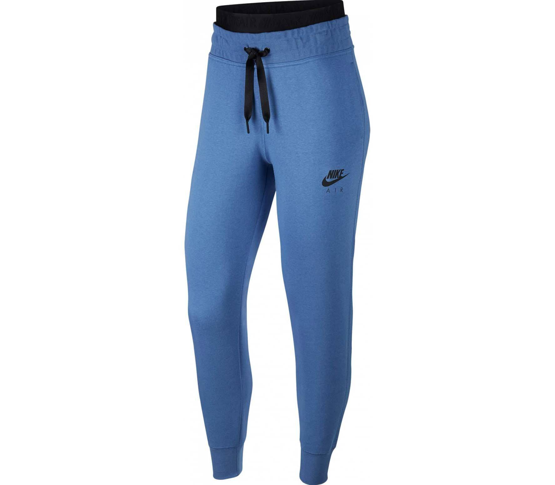 Nike Sportswear - Air Fleece Dam pants (blå) - M