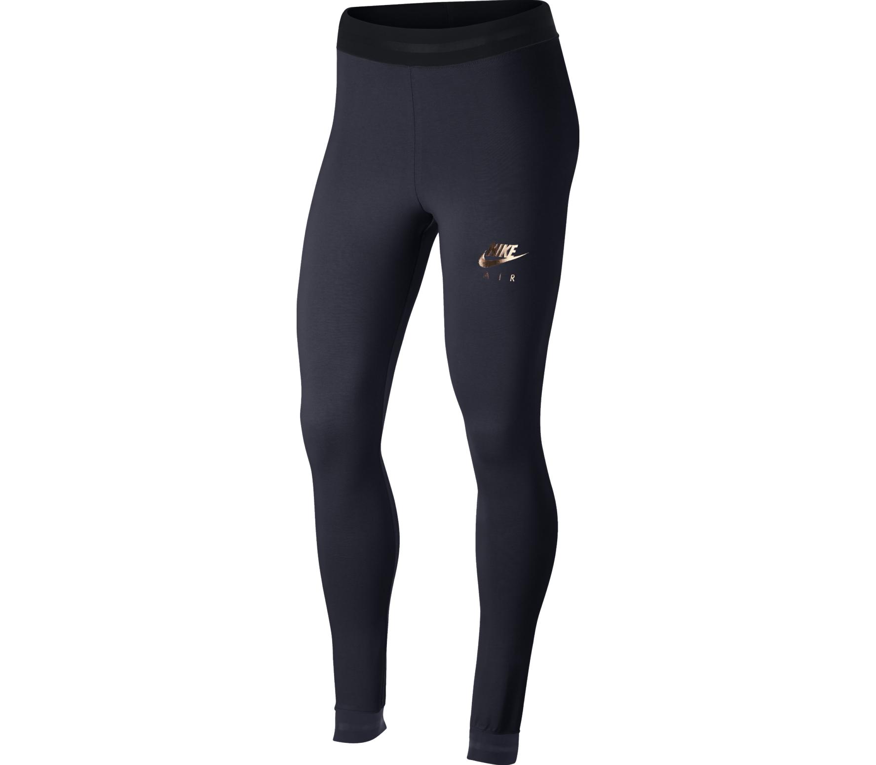 Nike Sportswear - Air Dam tights (blå/black) - M