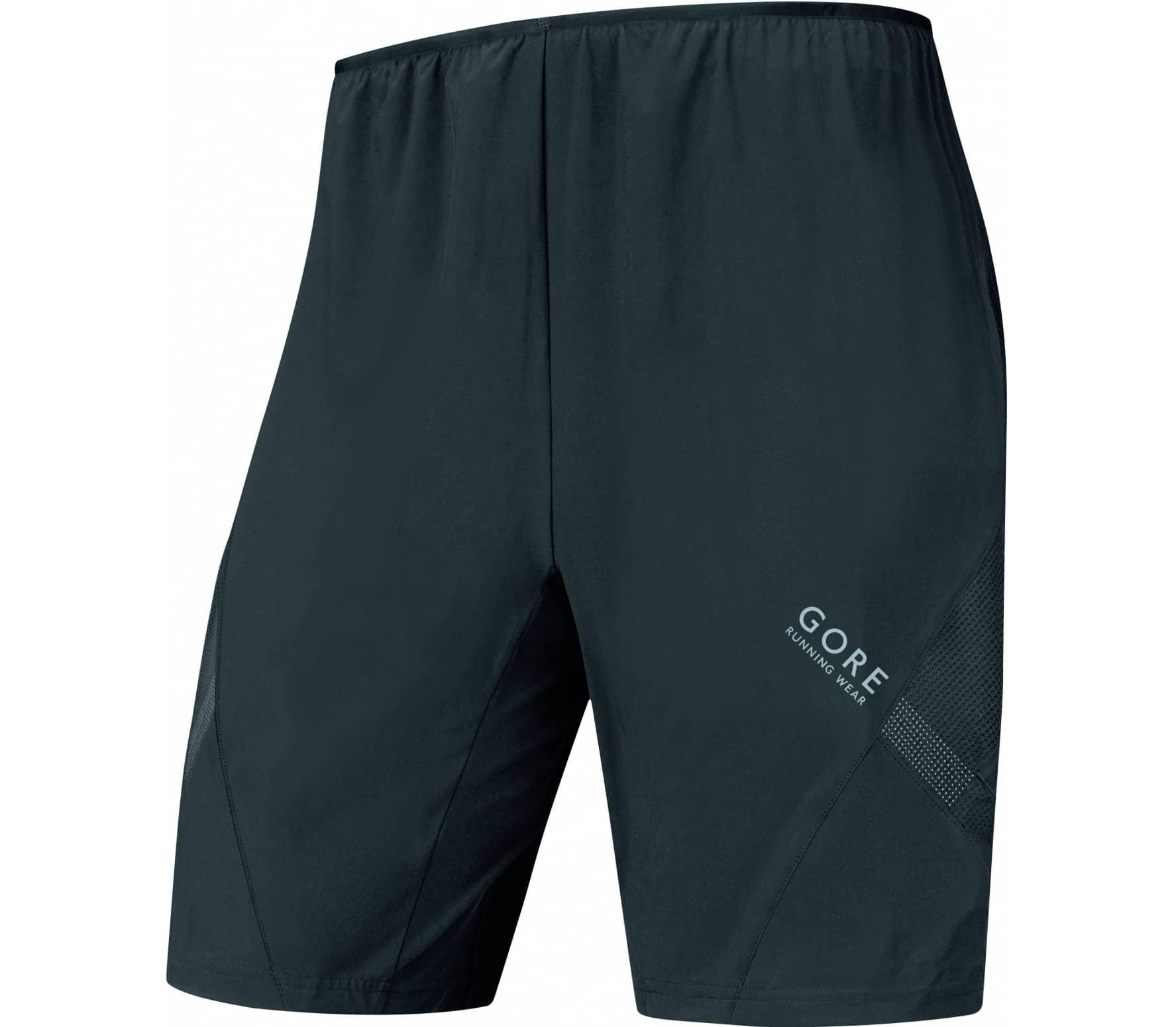 GORE® Wear GORE Wear® - Air 2in1 Herr Shorts (black) - M