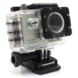 SJCAM SJ5000 HD Actionkamera - Gul