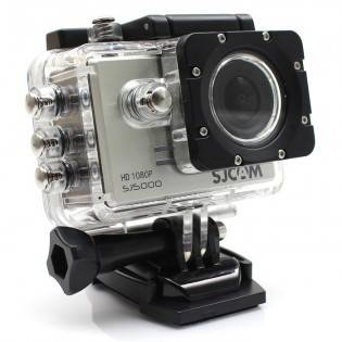 SJCAM SJ5000 HD Actionkamera - Silver