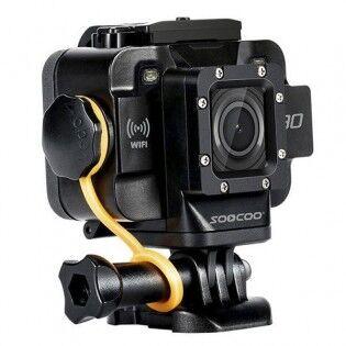 SOOCOO S80 WiFi HD hållbar actionkamera - Svart