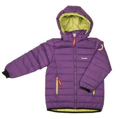 Tuxer Atomic Junior Jacket Deep Purple Vinterjacka Barn