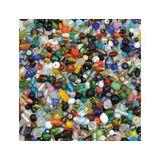 Playbox Glaspärlor mix 1kg