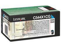 Lexmark Toner Lexmark C544X1CG 4k cyan