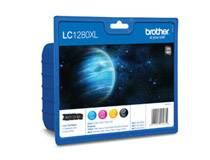 Brother Bläckpatron Brother LC1280XL Value pack CMYK