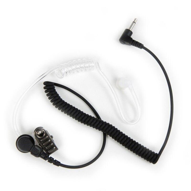Icom PRO-AT 35L öronsnäcka med akustisk lufttub - 3,5mm kontakt