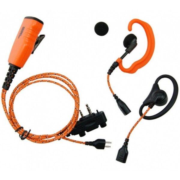 ProEquip PRO-U610LA Earhanger/Peltor and palm