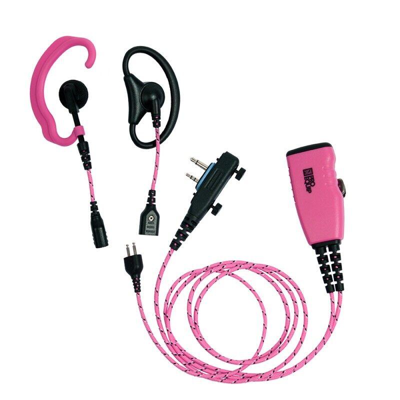 ProEquip PRO-U610LA Earhanger/Peltor and palm ROSA