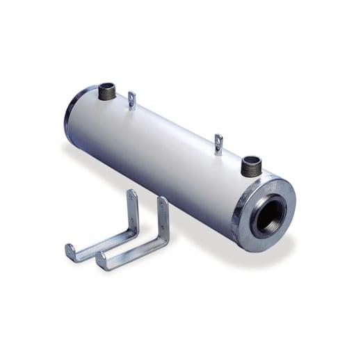 Värmebaronen behållare för elpatron