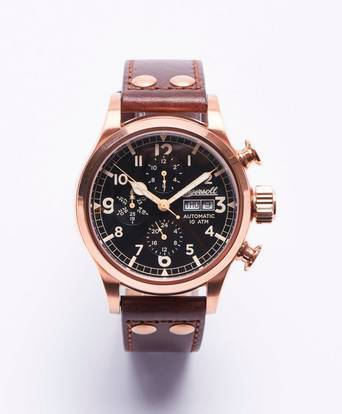 Ingersoll Armstrong Automatic Svart