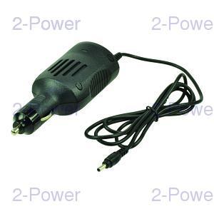 2-Power Bil-Flyg DC Adapter Samsung 19V 2.1A 40W