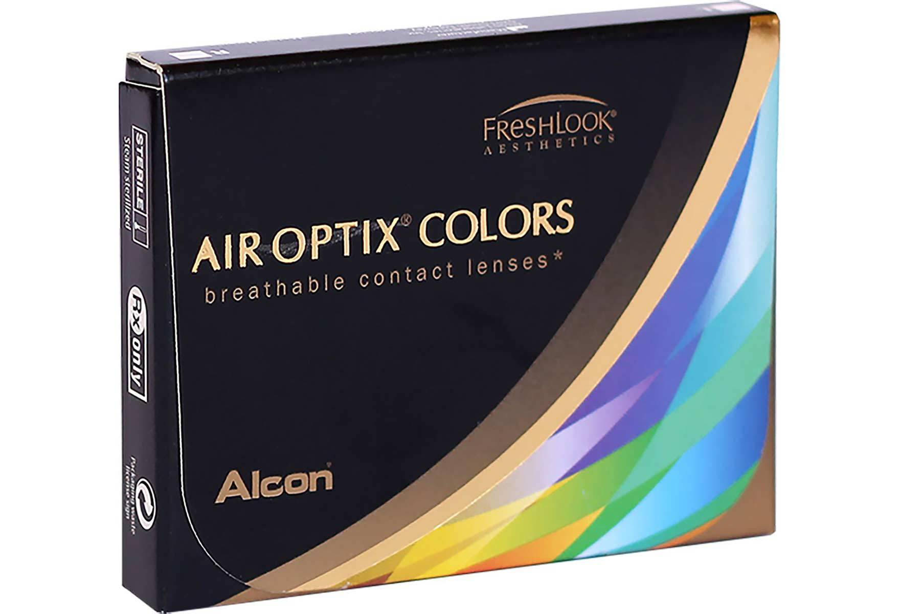 Air Optic Colors Brilliant Blue 2 stk