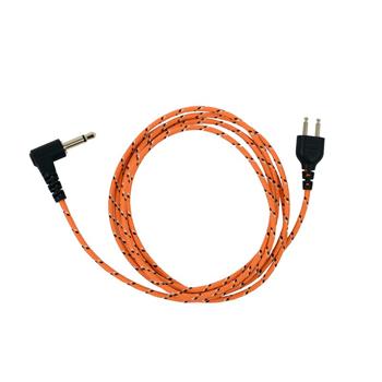 Icom ProEquip orange FabricLine för Peltor 3,5mm-1,25m - 2-pol