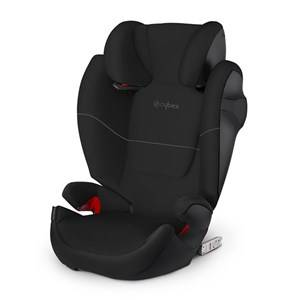 Cybex Solution M-Fix Car Seat Pure Black 2018 Bilbarnstol 15-36 kg