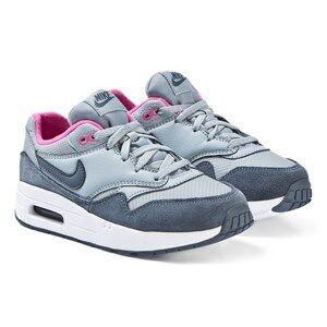 NIKE Blue and Pink Nike Air Max Sneakers Barnskor 35.5 (UK 3)