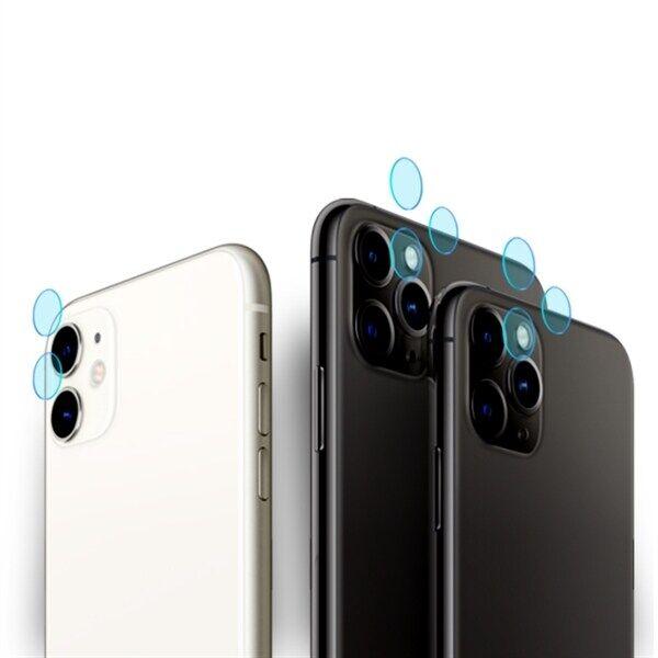 Apple Härdat 0,15mm Glas Linsskydd för iPhone 11 Pro MAX - 2-pack