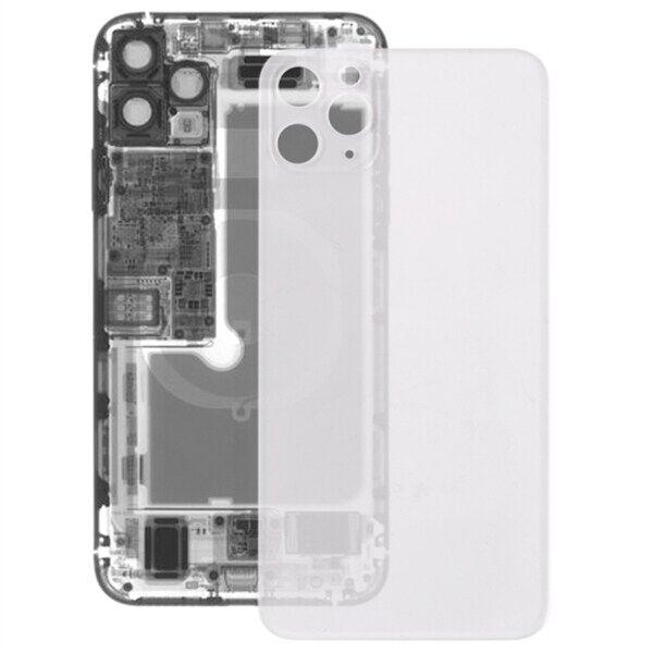 Apple Transparent Baksida för iPhone 11 Pro Max