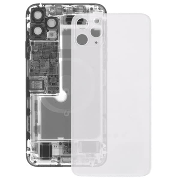 Apple Transparent Baksida för iPhone 11 Pro