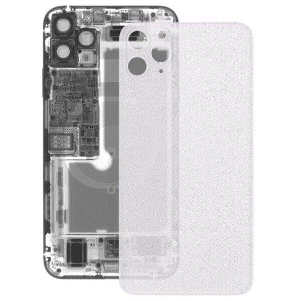 Apple Frostad Transparent Baksida för iPhone 11 Pro Max