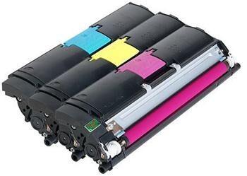 Konica Minolta Magicolor 2400 toner value kit 3x4.5K