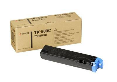 TK-500C FS-C5016 cyan toner kit