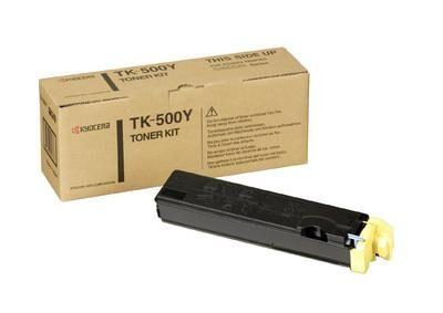 TK-500Y FS-C5016 yellow toner kit