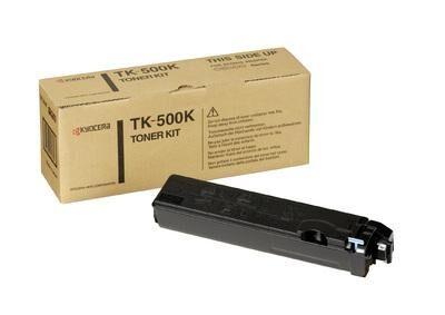 TK-500K FS-C5016 black toner kit