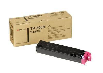 TK-500M FS-C5016 magenta toner kit