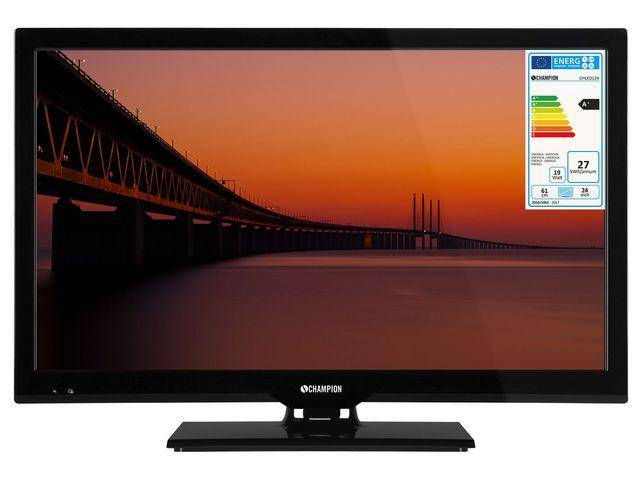 "TV CHAMPION LED 24"" 12/24V"
