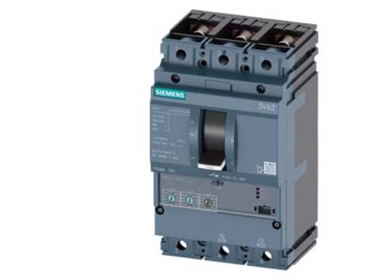 Siemens Brytare 1 st Siemens 3VA2110-5HL32-0DC0 2 switch Inställningsområde (ström): 40 - 100 A Växelspänning (max.): 690 V/AC (BxHxD) 105 x 181 x 86 mm