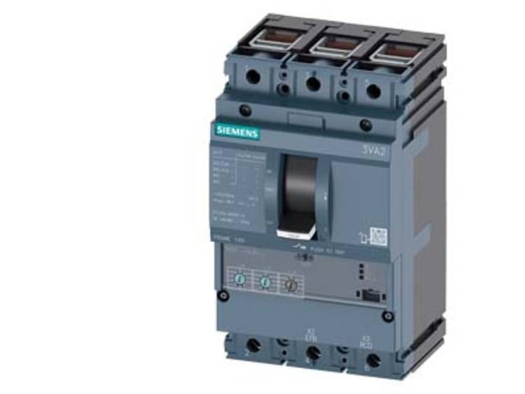 Siemens Brytare 1 st Siemens 3VA2110-5HL36-0DC0 2 switch Inställningsområde (ström): 40 - 100 A Växelspänning (max.): 690 V/AC (BxHxD) 105 x 181 x 86 mm
