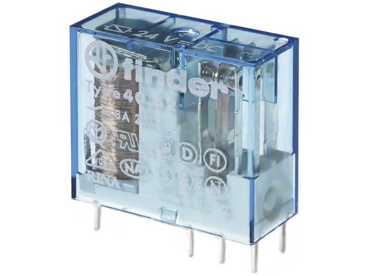 Finder 40.52.9.012.0000 Kretskort-relä 12 V/DC 8 A 2 switch 1 st