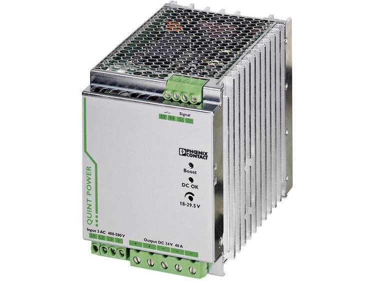 Phoenix Contact QUINT-PS/3AC/24DC/40 DIN-skena nätaggregat 24 V/DC 40 A 960 W 1 x