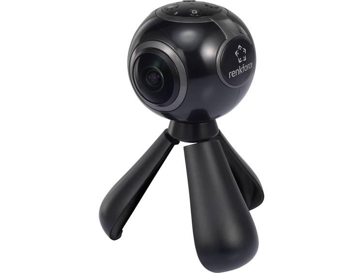 Renkforce Actionkamera Renkforce VRCAM-580HD 360°, Panorama