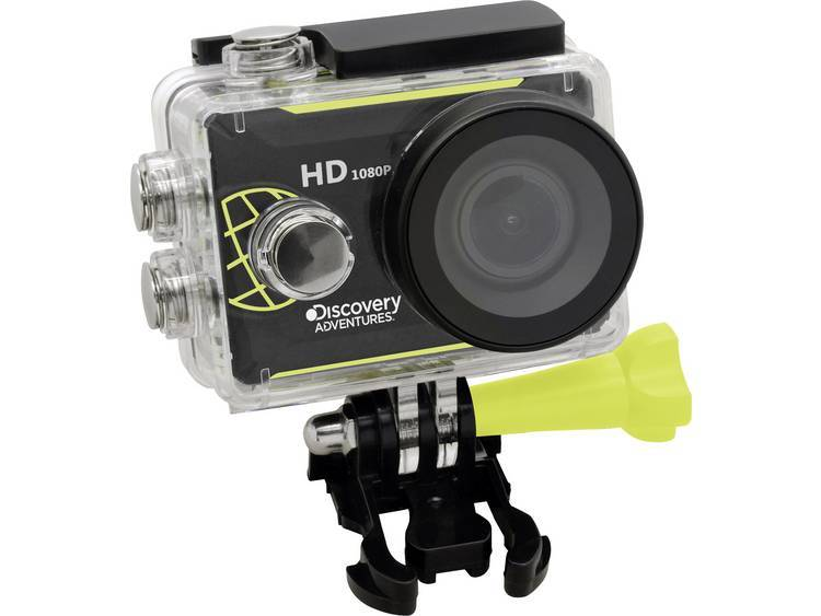 Discovery Adventures Scout Actionkamera Full-HD, vattentät