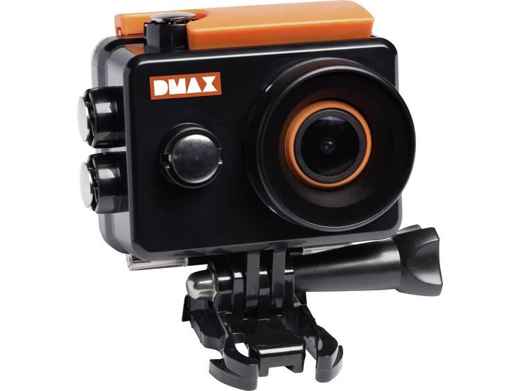 DMAX Actionkamera Full-HD, WLAN, vattentät
